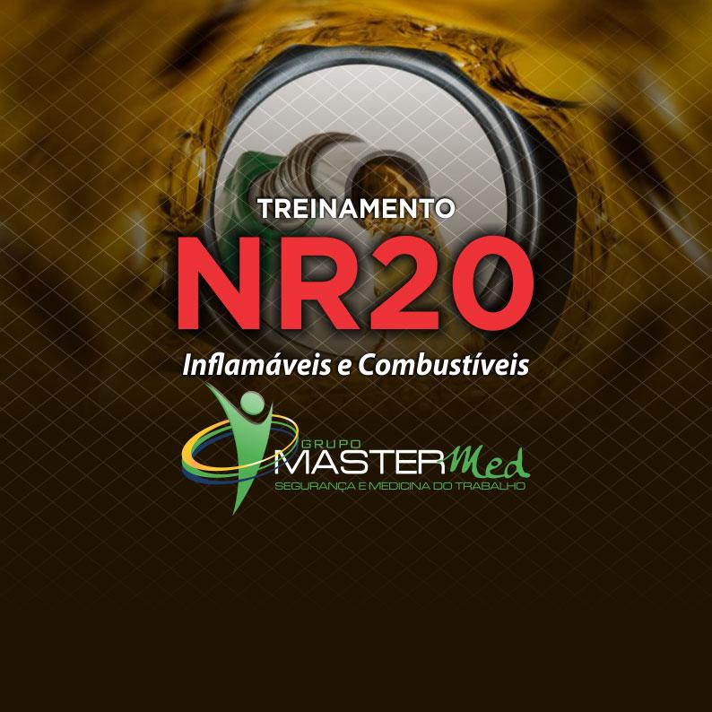 Postos De Serviços Com Inflamáveis E Combustíveis – NR-20
