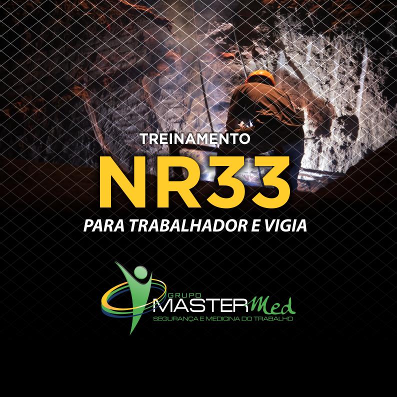 NR-33 Segurança E Saúde No Trabalho Em Espaços Confinados